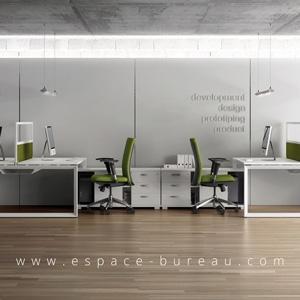 Espace bureau fournisseur mobilier de bureau pour for Fournisseur de bureaux