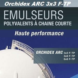 Orchidex ARC 3x3 F-TP
