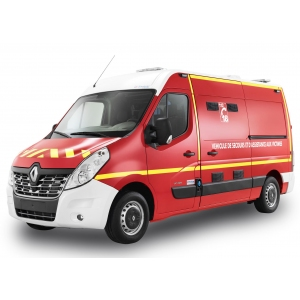 Renault Master L2 H2 - Version ARA