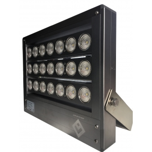 Projecteur Alu/Inox 200W LED