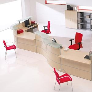 mobilier d 39 accueil matriel pompier. Black Bedroom Furniture Sets. Home Design Ideas