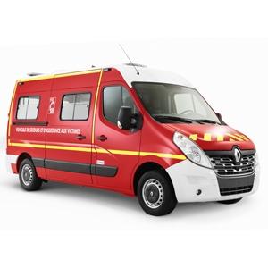 sanicar ambulances fournisseur v s a v pour sapeurs pompiers. Black Bedroom Furniture Sets. Home Design Ideas