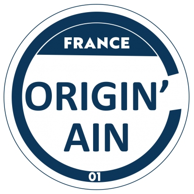 ECRM optien le label Origin'Ain