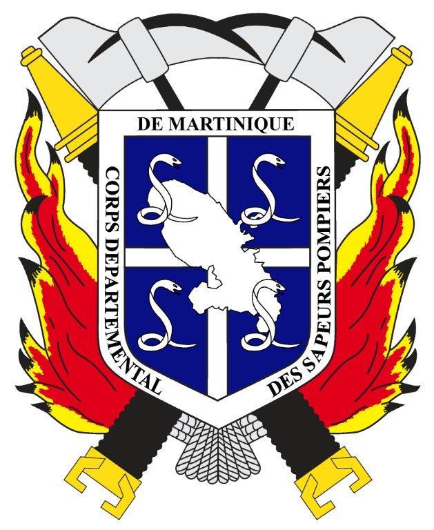 Sdis martinique logo